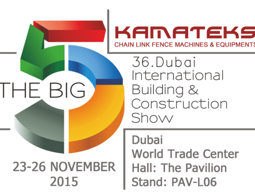 36. Dubai Big5 – 2015